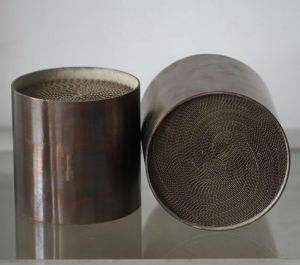 Top Quality Purifier Honeycomb Metal Catalyst for Catalyst Converter pictures & photos