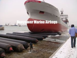 Ship Roller Airbag for Ship′s Haul-out, Drydock, Salvage and Flotation pictures & photos