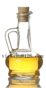 150ml Glass Vinegar Bottle Glass Oil Bottle Irregular Oil Bottle