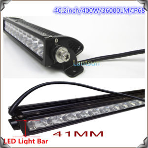 "400W 40"" Super Thin LED off Road Light Bar pictures & photos"