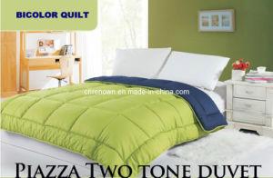 Bicolor Quilt, Duvet, Comforter-PP08