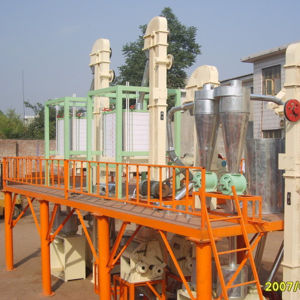 Flour Mill Manufacturer for Maize/Corn (6FYDT-15) pictures & photos