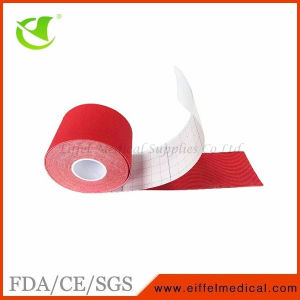 Physio Therapeutic Elastic Adhesive Sport Cotton Muscle Bandage pictures & photos