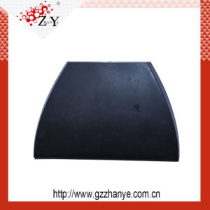 Flexible Black Logo Printed Rubber Squeegee for Putty pictures & photos