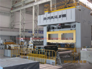 500t Four Point Single Action Eccentric Mechanical Press