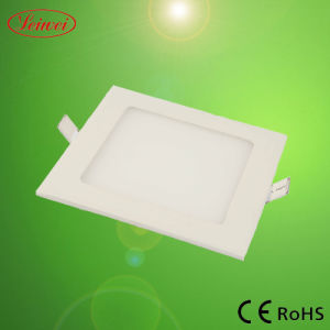12W LED Panel Light (Square) pictures & photos