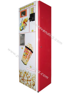Advanced Popcorn Vending Machine (TR7502) pictures & photos