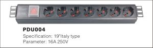 Power Distribution Unit (PDU) -Italy Type