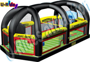 Multifunctional inflatable course Sports Infltable Court pictures & photos
