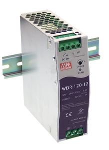 WDR-120 120W DIN Rail Power Supply pictures & photos