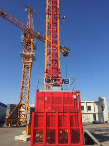 Building Lifter for Passenger and Goods Sc100-1000kg pictures & photos