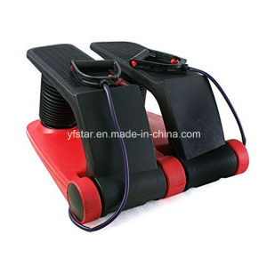 Hot Sale Fitness Mini Stepper with Resistance Bands pictures & photos