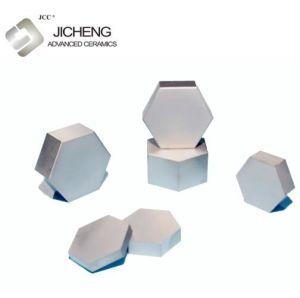 Bulletproof Sb4c Ceramic Hexagonal Tile for Armor Plate