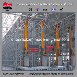 Automated Warehouse as/RS System Shelving Rack pictures & photos