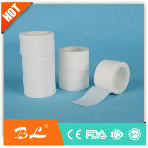 Silk Surgical Tape with Ce ISO FDA BV Certifications Manufacture pictures & photos