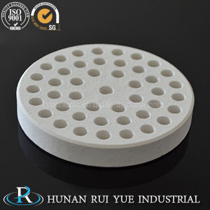 Cordierite Ceramic Parts Infrared Honeycomb Ceramic Plate pictures & photos