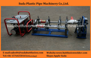 Sud 200h HDPE Plastic Pipe Welding Machine (40-200mm) pictures & photos