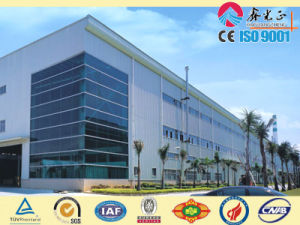 Prefabricated House for Steel Structure Workshop (SSW-16031) pictures & photos