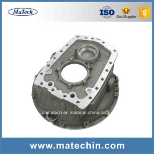 Custom Precision CNC Machined Aluminum Machining for Gearbox Housing pictures & photos