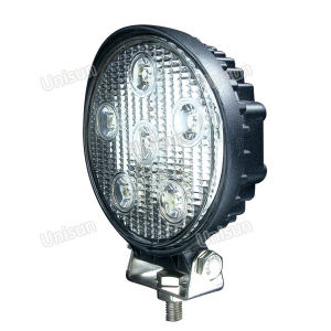 Round 12V 18W LED Work Light Utility Light pictures & photos