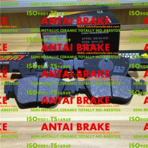 High Quality D710 Brake Pad for Mercedez Benz