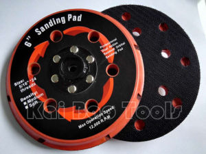 6`` Sander Backing Pad in Rupes Type pictures & photos