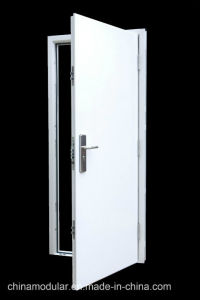 Security Steel Door for Commercial Buildings (CHAM-SD15) pictures & photos