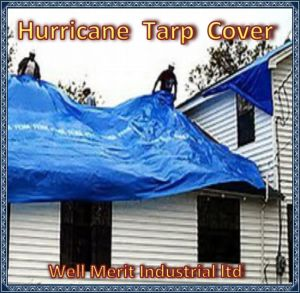 Super Hurricane Poly Covers and Tarps pictures & photos
