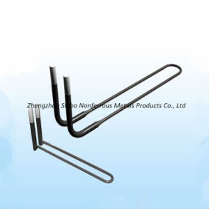 Ujl Type Mosi2 Heating Element, Zhengzhou Shibo Furnace Heating Element pictures & photos