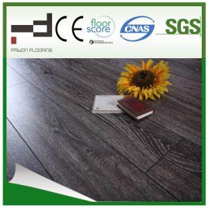 12mm Oak Show Eir Sparking V-Bevelled Water Proof HDF Laminate Floor pictures & photos