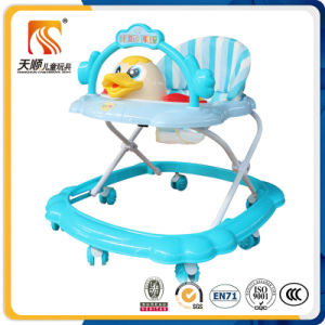 Wholesale Foldable Baby Walker From China with En71 Approved pictures & photos