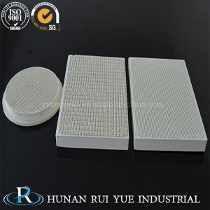 Cordierite Infrared Honeycomb Ceramic Plate for Gas Burner Parts pictures & photos