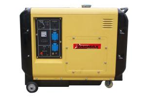Super Silent Diesel Generator Noise Level 66dB pictures & photos