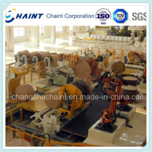 Paper Mill Roll Wrapping Machine Machinery pictures & photos
