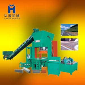 Hy300t Hydraulic Pressure Pavering Brick Making Machine, Crub Stone Making Machine