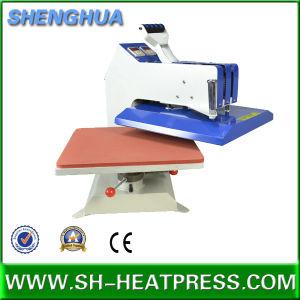 Hot Sale Shaking Head Sublimation T-Shirt Heat Press Machine pictures & photos
