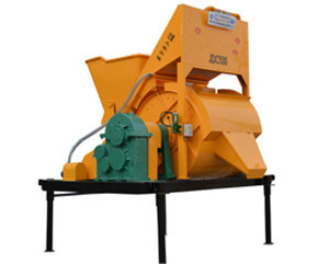 Electric Horizontal Axis Concrete Mixer Equipment (JDC350) pictures & photos