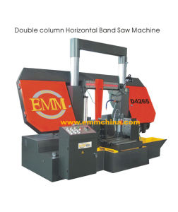 Emm D4265 Double Column Horizontal Metal Band Sawing Machine
