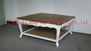 Antique Coffee Table (T-069)