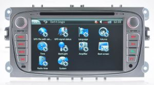 Car Audio for Ford Transit Connect (2010) Auto DVD Player with DVB-T pictures & photos