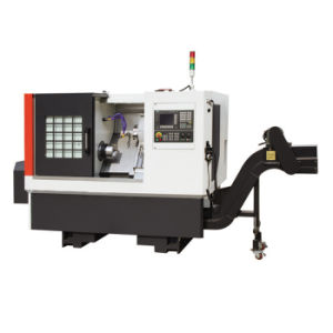 Slant Bed Way CNC Lathe Machine pictures & photos