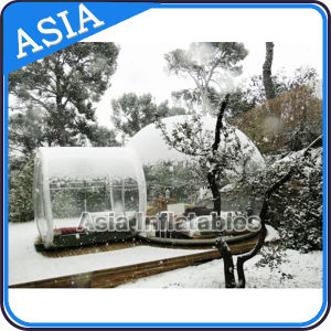 Clear PVC Inflatable Bubble Tent for Outdoor Camping pictures & photos
