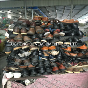 Good Quality Good Price Hot Sale in Africa Used Leather Shoes pictures & photos