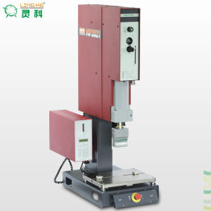 Linggao Ultrasonic Welding Plastic Machine pictures & photos