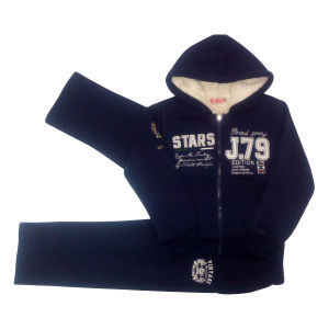 Warm Boy Children′s Sport Suit in Kids Wear