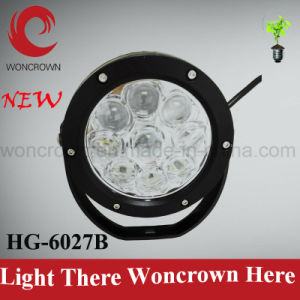 LED Work Light, 5 Inch, 1800 Lumens, 6000k, 27W 12V CREE Chip pictures & photos