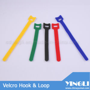 T Shape Hook & Loop Tape in Different Length pictures & photos