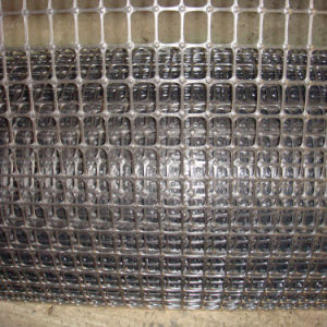 Biaxial Geogrid Is Used in The Airport pictures & photos