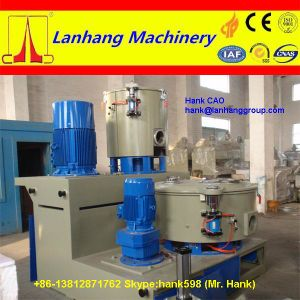 Ce Certificate PVC Heating & Cooling Mixer pictures & photos