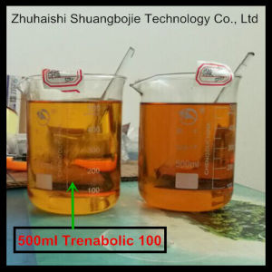 Trenbolone Acetate 100mg/Ml Injectable Steroid Oil Tren Ace 100mg/Ml Trenabolic 100 pictures & photos